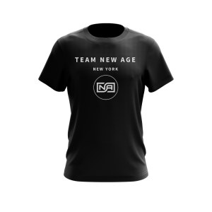 TNA x NY T-SHIRT (BLACK)