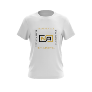 TNA GRAPHIC T-SHIRT (WHITE)